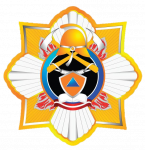 Logo of Ugunsdrošības un civilās aizsardzības koledža